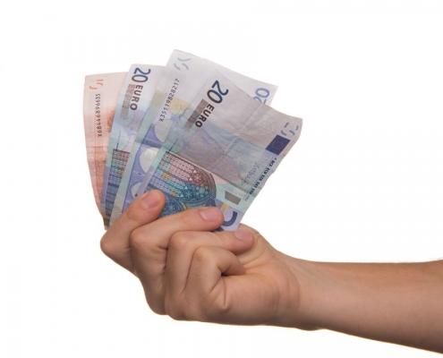 waar kan ik geld lenen
